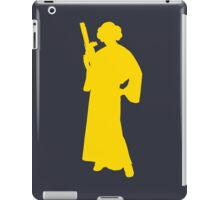 Star Wars Princess Leia Yellow iPad Case/Skin