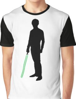 Star Wars Luke Skywalker Black Graphic T-Shirt