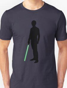Star Wars Luke Skywalker Black Unisex T-Shirt