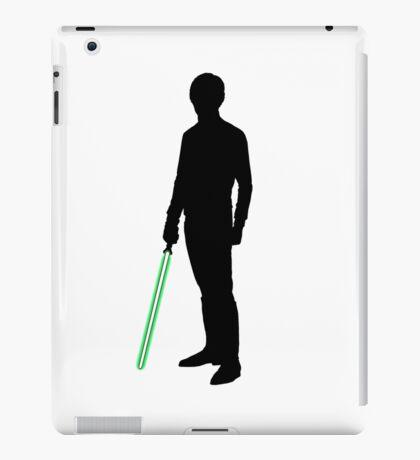 Star Wars Luke Skywalker Black iPad Case/Skin
