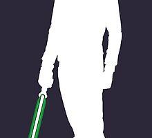 Star Wars Luke Skywalker White by fn2187