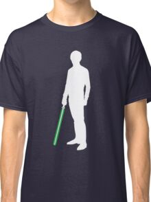 Star Wars Luke Skywalker White Classic T-Shirt