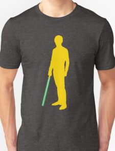 Star Wars Luke Skywalker Yellow Unisex T-Shirt