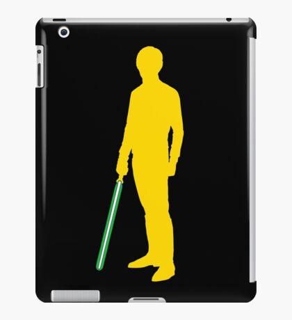 Star Wars Luke Skywalker Yellow iPad Case/Skin