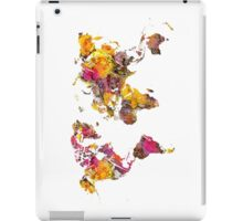 World Map 2045 iPad Case/Skin