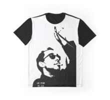 Jean Luc Godard - ONE:Print Graphic T-Shirt