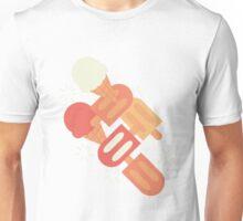Ice cream pattern Unisex T-Shirt