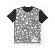 Love Will Find a Way - Paperman Graphic T-Shirt