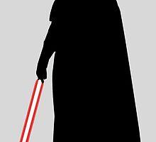 Star Wars Darth Vader Black by fn2187
