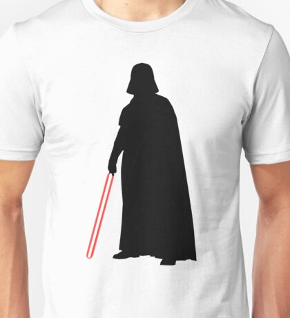 Star Wars Darth Vader Black Unisex T-Shirt