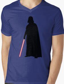 Star Wars Darth Vader Black Mens V-Neck T-Shirt
