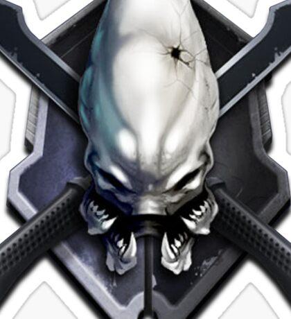 Halo Legendary Difficulty Logo Sticker