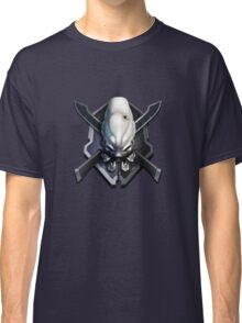 Halo Legendary Difficulty Logo Classic T-Shirt