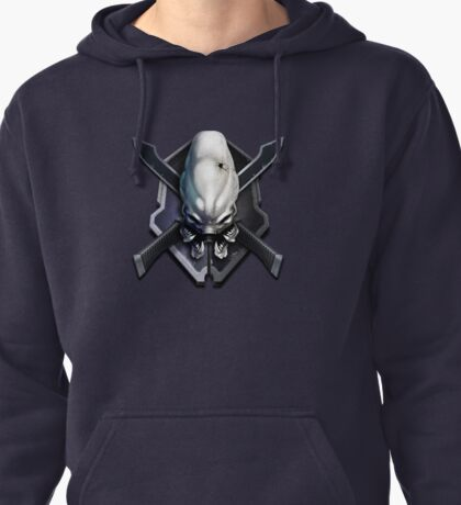 Halo Legendary Difficulty Logo Pullover Hoodie