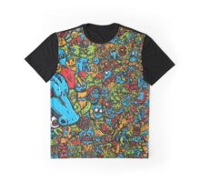 Monsters In My Pockets Graphic T-Shirt