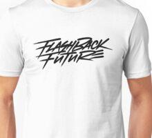 Flashback Future - Anna T-Iron - Black Edition Unisex T-Shirt
