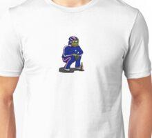Squatting British Pepe Unisex T-Shirt