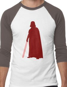 Star Wars Darth Vader Red Men's Baseball ¾ T-Shirt