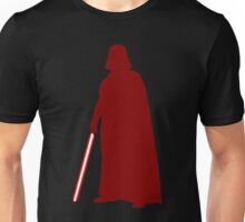 Star Wars Darth Vader Red Unisex T-Shirt