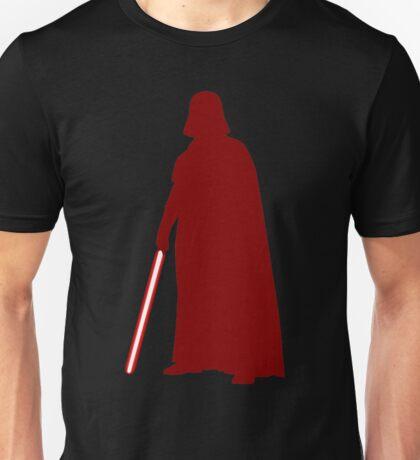 Star Wars Darth Vader Red Unisex T-Shirt