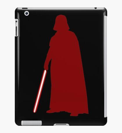 Star Wars Darth Vader Red iPad Case/Skin