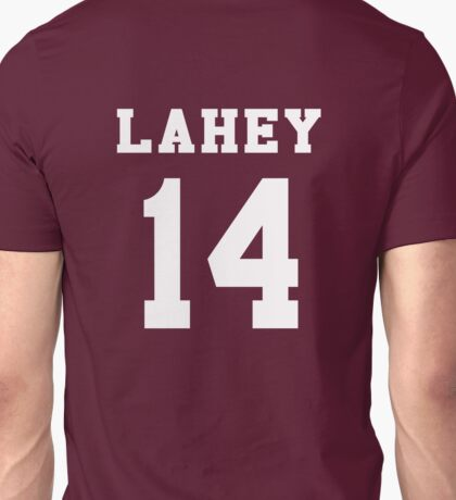 Lahey 14 - White ink Unisex T-Shirt