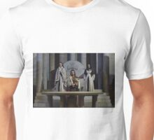 King Arthur at the Round Table Unisex T-Shirt