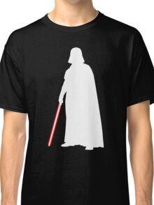 Star Wars Darth Vader White Classic T-Shirt
