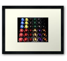 All That Is Coffee! Framed Print