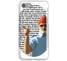It's an adventure. iPhone Case/Skin