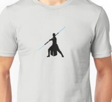 Star Wars - Rey lightsaber Unisex T-Shirt