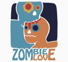 Zombie Love colored by Morr-san