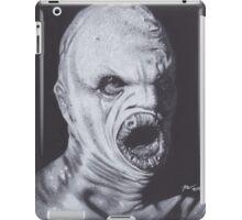 Flukeman iPad Case/Skin