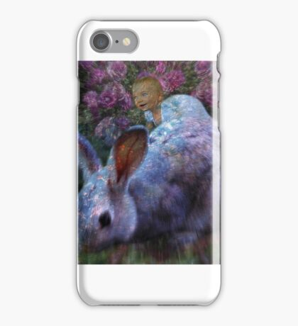 Matilda and the Rabbit iPhone Case/Skin