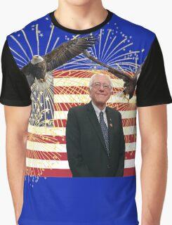 Bernie Sanders 2016 Graphic T-Shirt