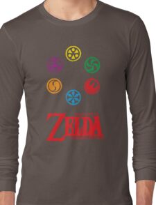 The Ocarina of Time  Long Sleeve T-Shirt