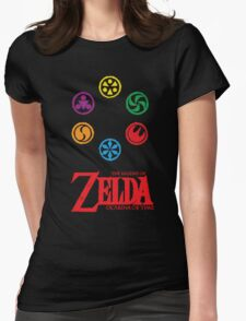 The Ocarina of Time  Womens Fitted T-Shirt