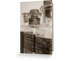 Miracle Elixirs Greeting Card