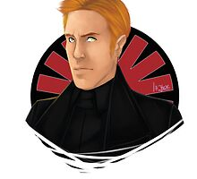 Star Wars - General Hux by HandsomeJackass