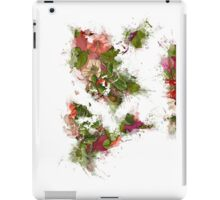 World Map 2049 iPad Case/Skin
