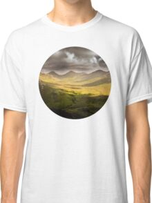 Up To The Mountains Classic T-Shirt