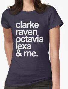 the100 & T-Shirt