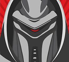 Cylon Centurion by spjs