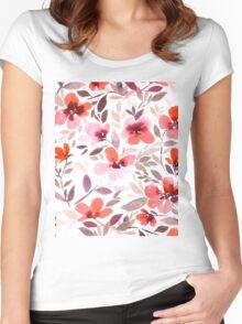 Espirit Blush Women's Fitted Scoop T-Shirt
