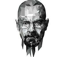 Walter White by Graphy