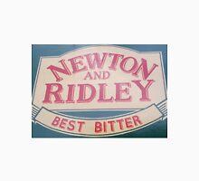 Newton and Ridley sign, Rovers return, Coronation street. Unisex T-Shirt