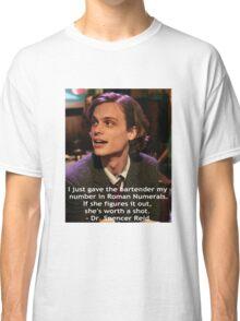 Dr. Spencer Reid 1 Classic T-Shirt