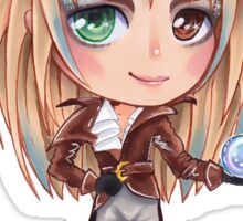 David Bowie - Chibi Labyrinth Goblin King Sticker