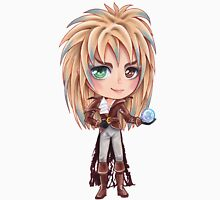 David Bowie - Chibi Labyrinth Goblin King Unisex T-Shirt