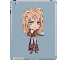David Bowie - Chibi Labyrinth Goblin King iPad Case/Skin